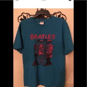 Beatles T-shirt size L.